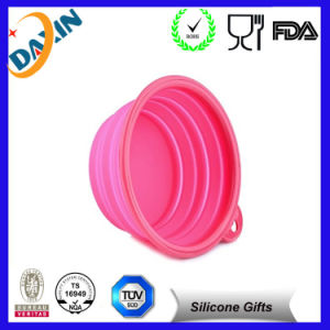 Collapsible Silicone Bowl Silicone Lunch Box Camping Bowl pictures & photos