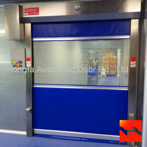 Commercial Polycarbonate Rolling Shutters Door (HF-136) pictures & photos