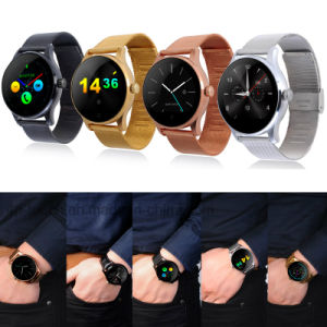 Android&Ios Mobile Smart Watch Phone with Heart Rate K88h pictures & photos
