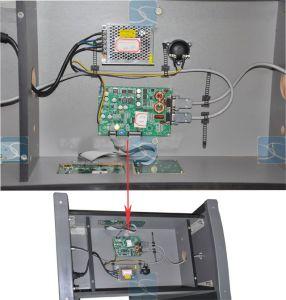 High Sensitive of Walkthrough Metal Detector Door (18 zones) for Sale pictures & photos
