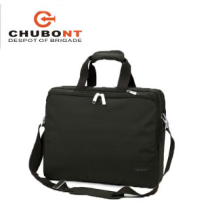 Chubont Mens Polyester Material 14 Inches A4 Paper Laptop Business Briefcases pictures & photos