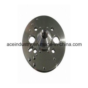Customized CNC Turning Parts, Made of Stainless Steel pictures & photos