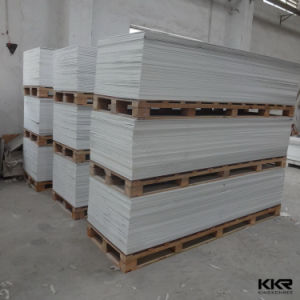 China Factory Solid Surface Acrylic Stone Sheet pictures & photos