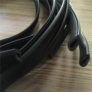 Neoprene Cr U Channel Rubber Gasket pictures & photos