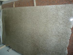 Cheap Yellow Natural Granite Slab/Flooring Tile pictures & photos