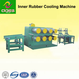 Cooling Rubber Tyre/Tire Machine for Motorcycle & E-Bike Inner Rubber pictures & photos