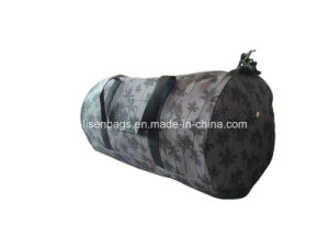600d Polyster Cylinder Fashion Travel Bag/Creative Travel Bag