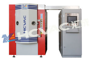 Sputtering Metalization Vacuum Chrome Coating Machinery/Vacuum Coating Machine Manufacturer pictures & photos