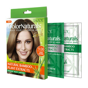 Tazol Bamboo Extract Permanent Hair Dye Conditioner pictures & photos