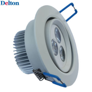 1W Flexible Round Dimmable LED Ceiling Spot Light (DT-TH-1E) pictures & photos