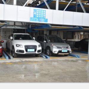 Automatic Parking Outdoor Car with Automatic Parking System (3-4 layer) pictures & photos