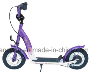 Fashionable 10 Inch Kick Scooter/Children Scooter/ Foot Bike/Kick Bicycle/Mini Kick Scooter/Street Kick Scooter pictures & photos
