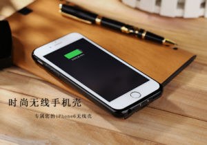 Qi Wireless Charger Case Receiver for iPhone6/6s Plus pictures & photos