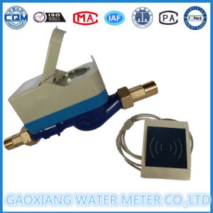 Easy Operation Domestic Prepaid Water Meter pictures & photos