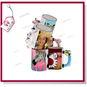 Kids Mug 11oz Sublimation Ceramic Animal Mug with Photo pictures & photos