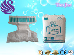 OEM Hot Newly Wetness Indicator Wholesale Adult Diaper pictures & photos