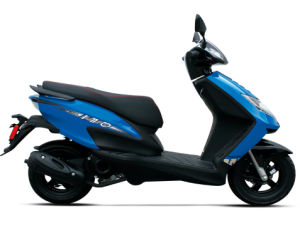 100cc Vivo Scooter Blue