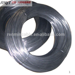 Galvanized Steel Wire for ACSR/Wire Mesh/Fencing/Fish Net/Soft Wire pictures & photos