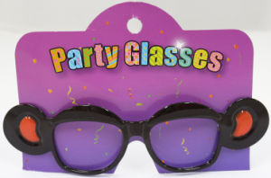 Party Glasses with Monkey Ears