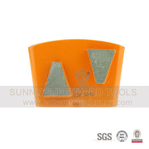 Diamond Metal Bond HTC Grinding Pads for Marble, Granite and Concrete pictures & photos