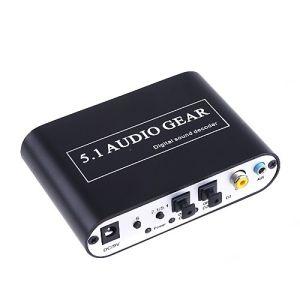 Dts/AC3 5.1 Digital Audio Decoder pictures & photos