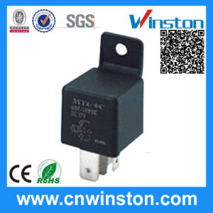 Mini Plastic Shell Plug in Automotive Electromagnetic Relay with CE pictures & photos