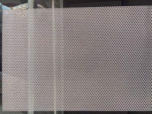 Paiting Silver Expanded Mesh China Anping Supplier pictures & photos