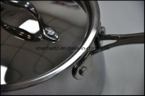 All Clad Stainless Steel Sauce Pan pictures & photos