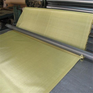 Economic and Environmental Protection Material Brass Mesh pictures & photos