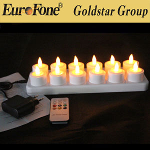 LED Candle with Holder pictures & photos