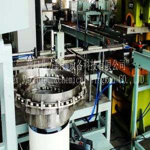 Automatic Feeding Steel Drum Lid Closure Machine pictures & photos