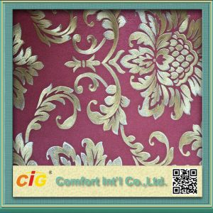 Print and Embossed Design Home Wall Decoration PVC Wallpaper pictures & photos