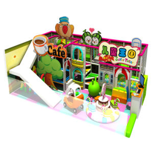 2016 Amazing High Quality Attractive Kids Indoor Playground Equipment Sale pictures & photos