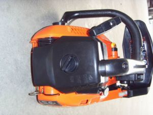 High Quality 25cc Motor Chain Saw pictures & photos