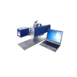 Laser Marking Portable Laser Marking Machine for Coated Material/Laser Marking Machine pictures & photos