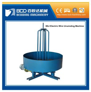 Bxj Electric Wire Unwinding Machine pictures & photos
