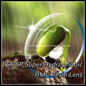 1.56 Sp Super Hydrophobic Hmc Resin Lens pictures & photos