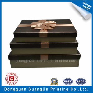 Custom Unique Design Paper Rigid Cardboard Gift Box pictures & photos