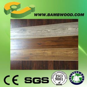 HDF Embossment Laminate Flooring pictures & photos