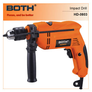 550W 13mm Impact Drill for DIY (HD0803) pictures & photos