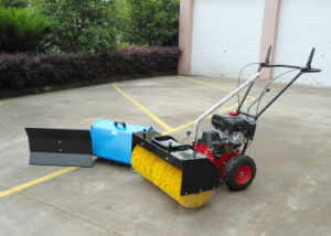 All Season Use Gasoline Sweeper (VST-GS6580) with Dust Collection pictures & photos