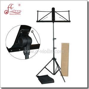 Very Lightweight Aluminium Folding Music Stand (MS115) pictures & photos