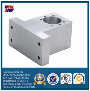 Aluminum Precision CNC Machining Part Wkc306 pictures & photos