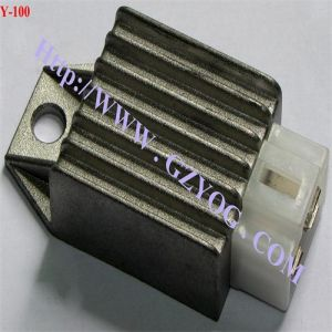 High Quality Motorcycle Regulator for Y-100 pictures & photos