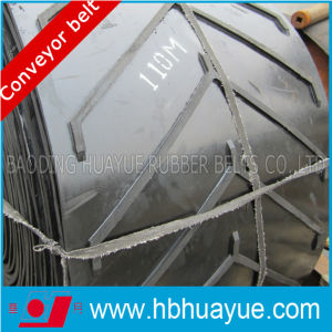 Big Conveyor Angle, Multi-Ply Conveyor Belt Pattern Rubber Belt pictures & photos
