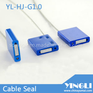 High Security Adjustable Cable Seal for Airline and Logistic (YL-HJ-G1.0) pictures & photos