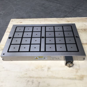 Electric Magnetic Chuck Table for CNC Machine