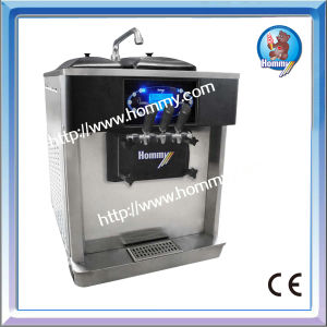Table Type Frozen Yogurt Ice Cream Machine HM708 pictures & photos