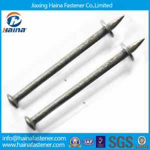 Hot Sale High Quality Mechanical Galvanized Grey HDD Shooting Nails pictures & photos