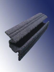 PE Foam Sector Plastic Filler Strip